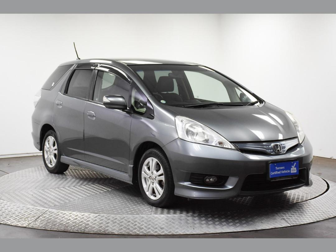 Used Honda FIT Shuttle 2011   Westgate   at Turners Cars   20978278   Turners