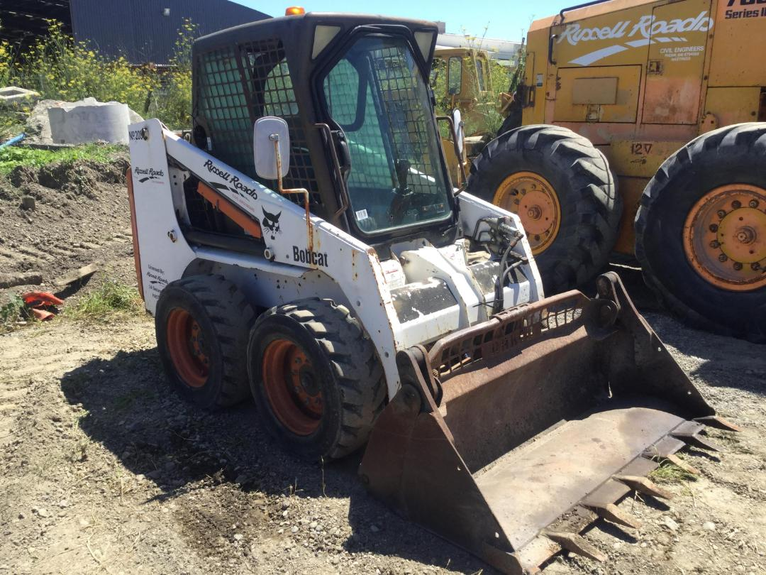 Bobcat 753 2006 Turners Used Trucks Machinery For Sale