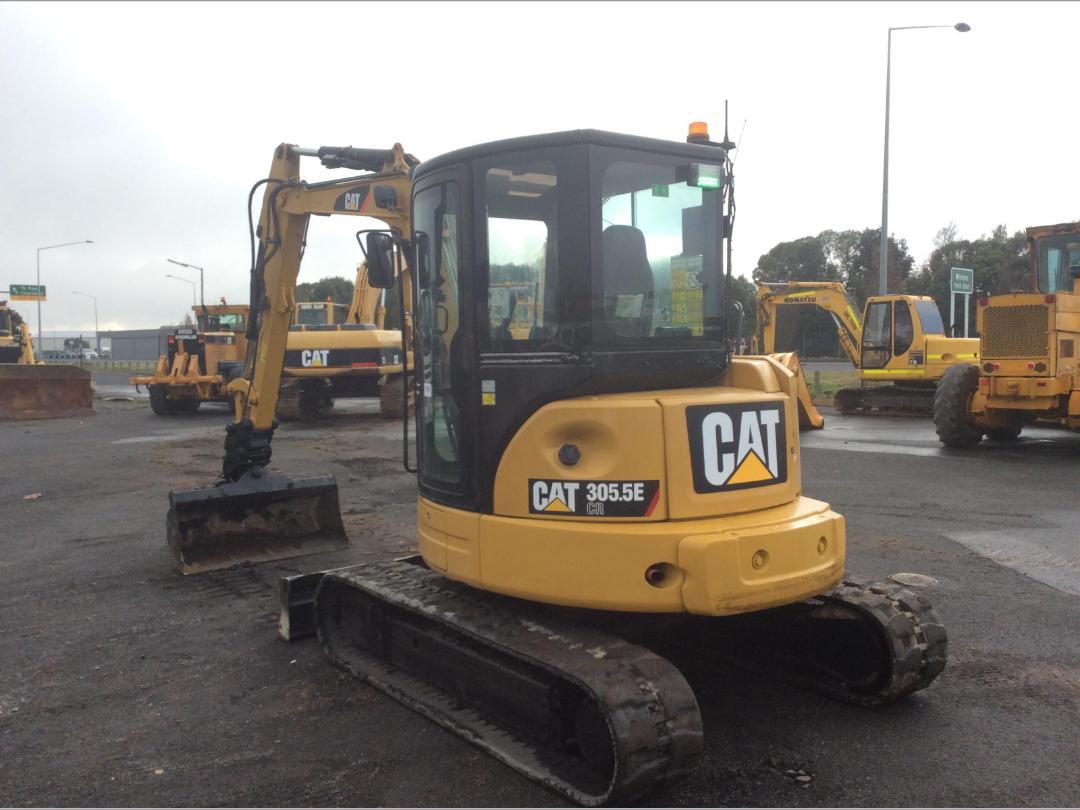 Photo '4' of Caterpillar 305.5E CR Midi Excavator