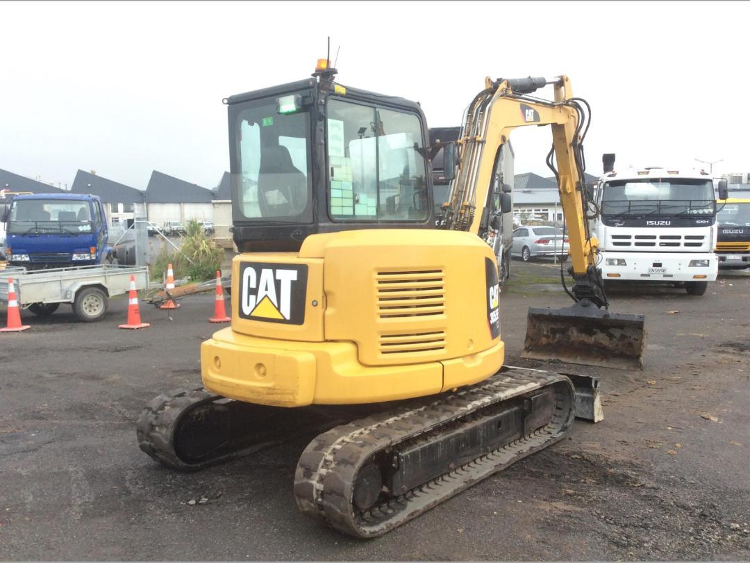 Photo '5' of Caterpillar 305.5E CR Midi Excavator