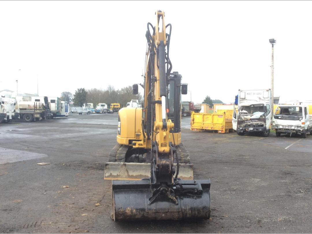 Photo '6' of Caterpillar 305.5E CR Midi Excavator