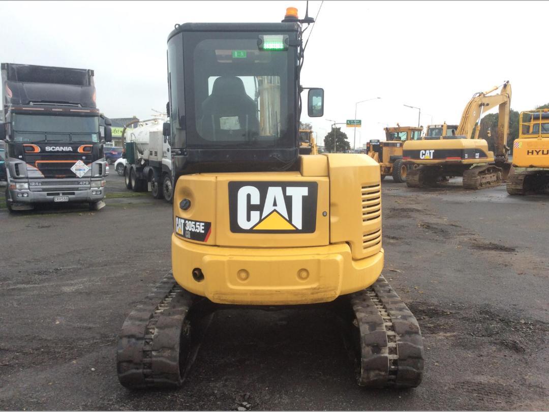 Photo '7' of Caterpillar 305.5E CR Midi Excavator