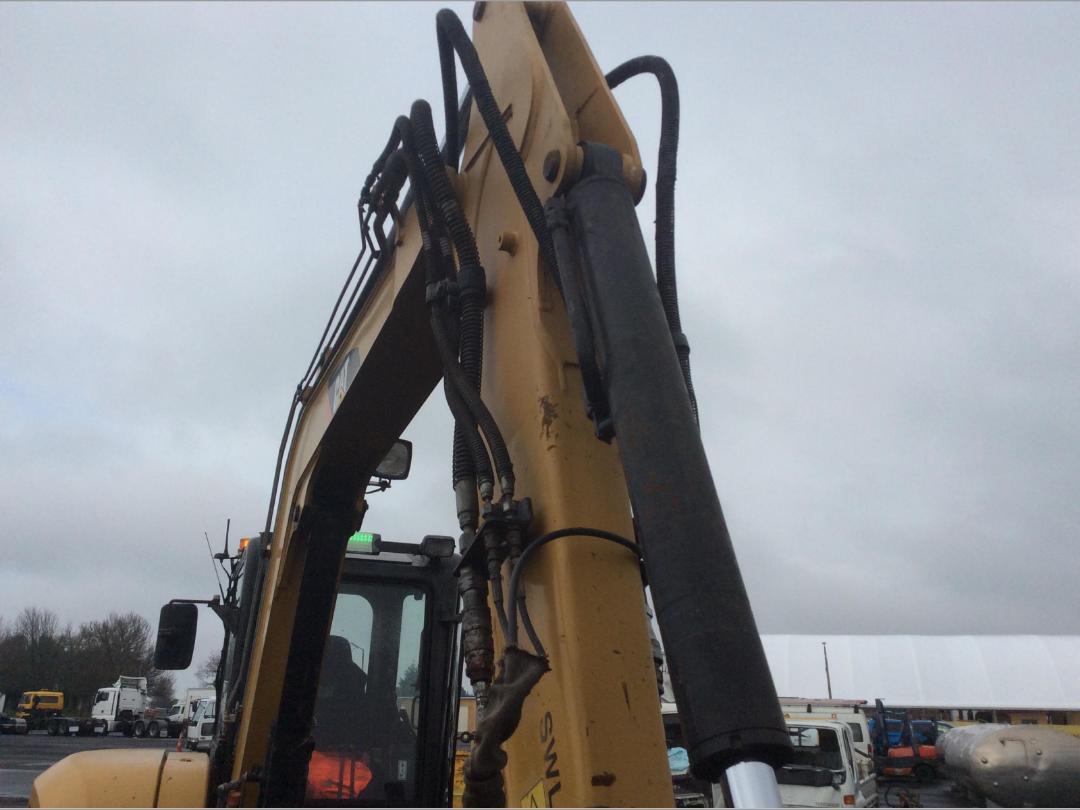 Photo '15' of Caterpillar 305.5E CR Midi Excavator