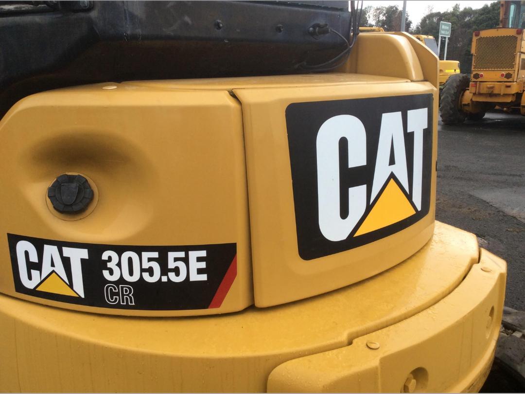 Photo '20' of Caterpillar 305.5E CR Midi Excavator