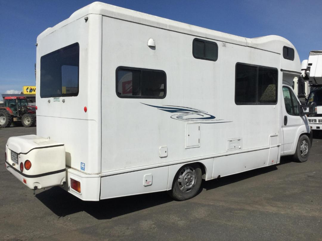 Photo '4' of Fiat Ducato 2.3 CHASSIS ALKO Motorhome