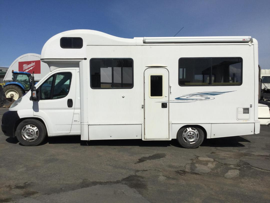 Photo '7' of Fiat Ducato 2.3 CHASSIS ALKO Motorhome