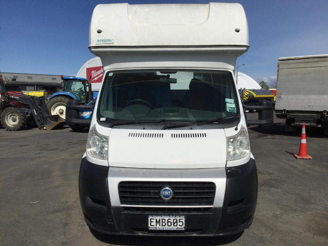 Photo '8' of Fiat Ducato 2.3 CHASSIS ALKO Motorhome