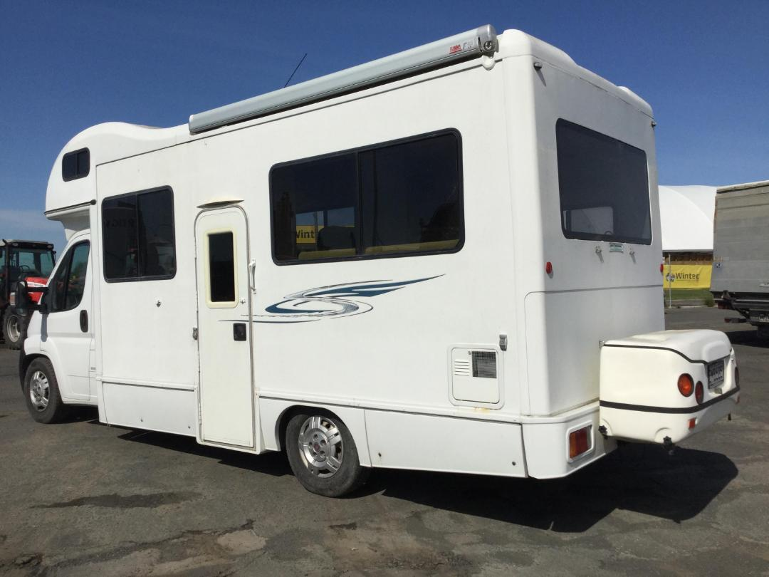 Photo '6' of Fiat Ducato 2.3 CHASSIS ALKO Motorhome