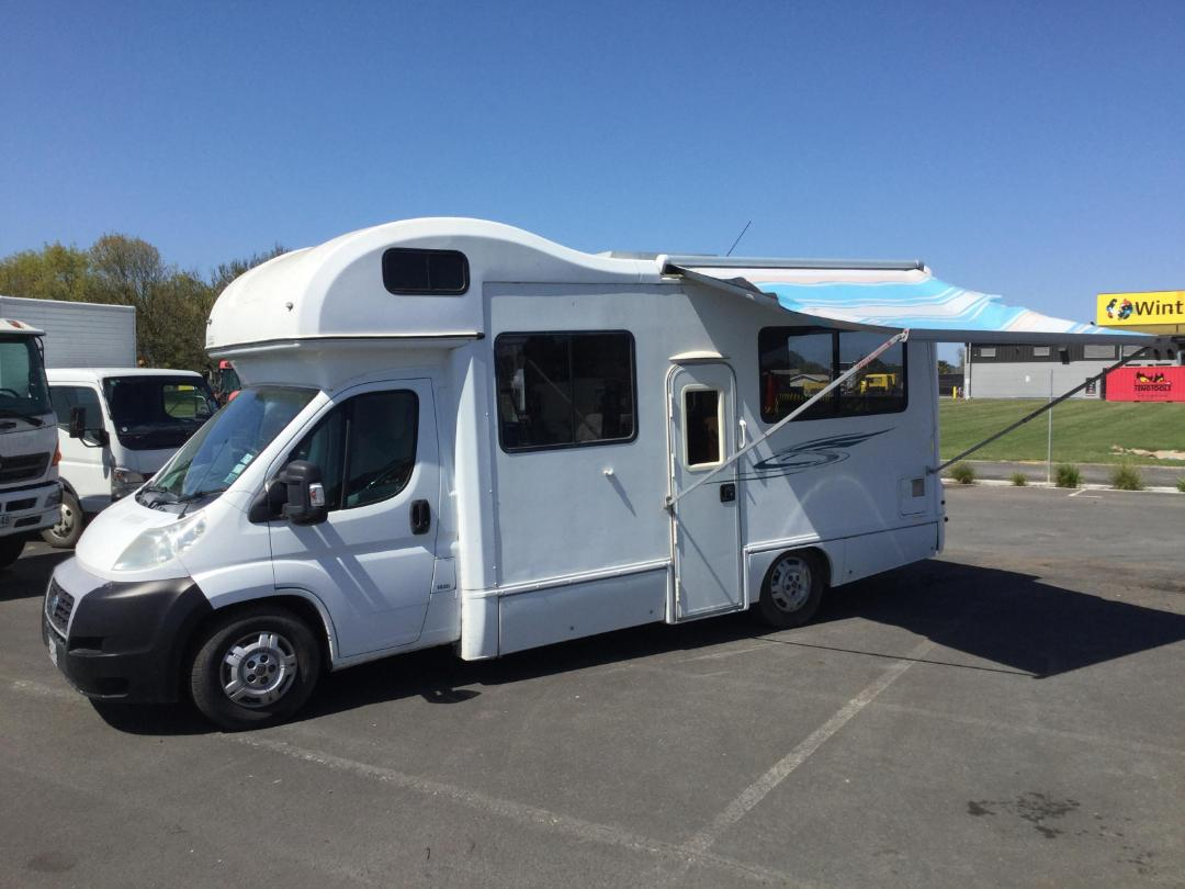 Photo '9' of Fiat Ducato 2.3 CHASSIS ALKO Motorhome