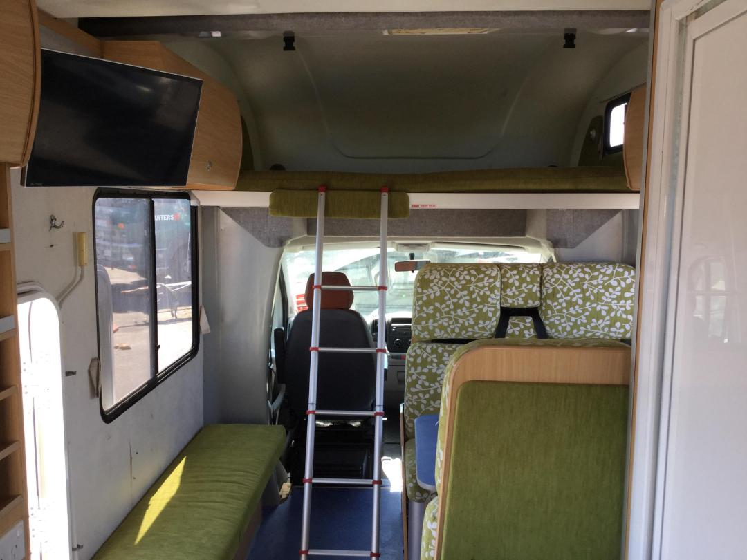 Photo '10' of Fiat Ducato 2.3 CHASSIS ALKO Motorhome