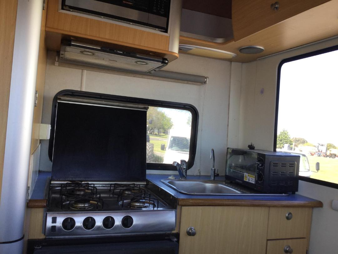 Photo '18' of Fiat Ducato 2.3 CHASSIS ALKO Motorhome
