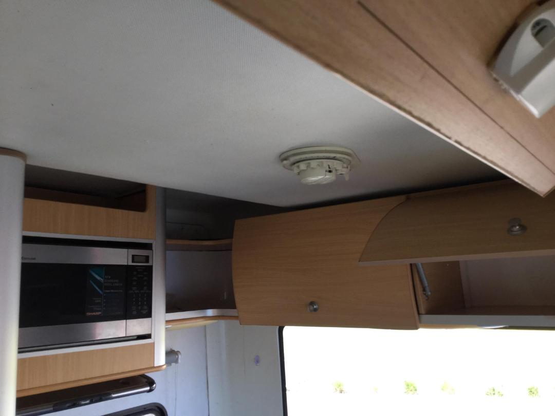 Photo '22' of Fiat Ducato 2.3 CHASSIS ALKO Motorhome