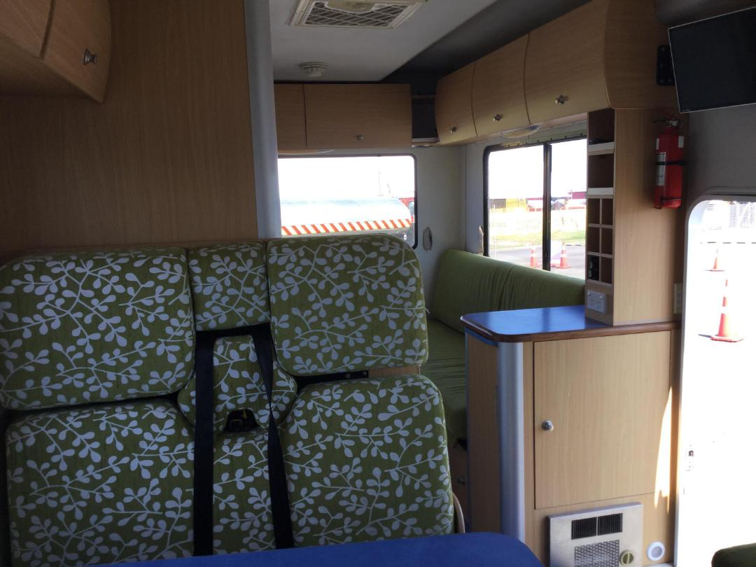 Photo '23' of Fiat Ducato 2.3 CHASSIS ALKO Motorhome