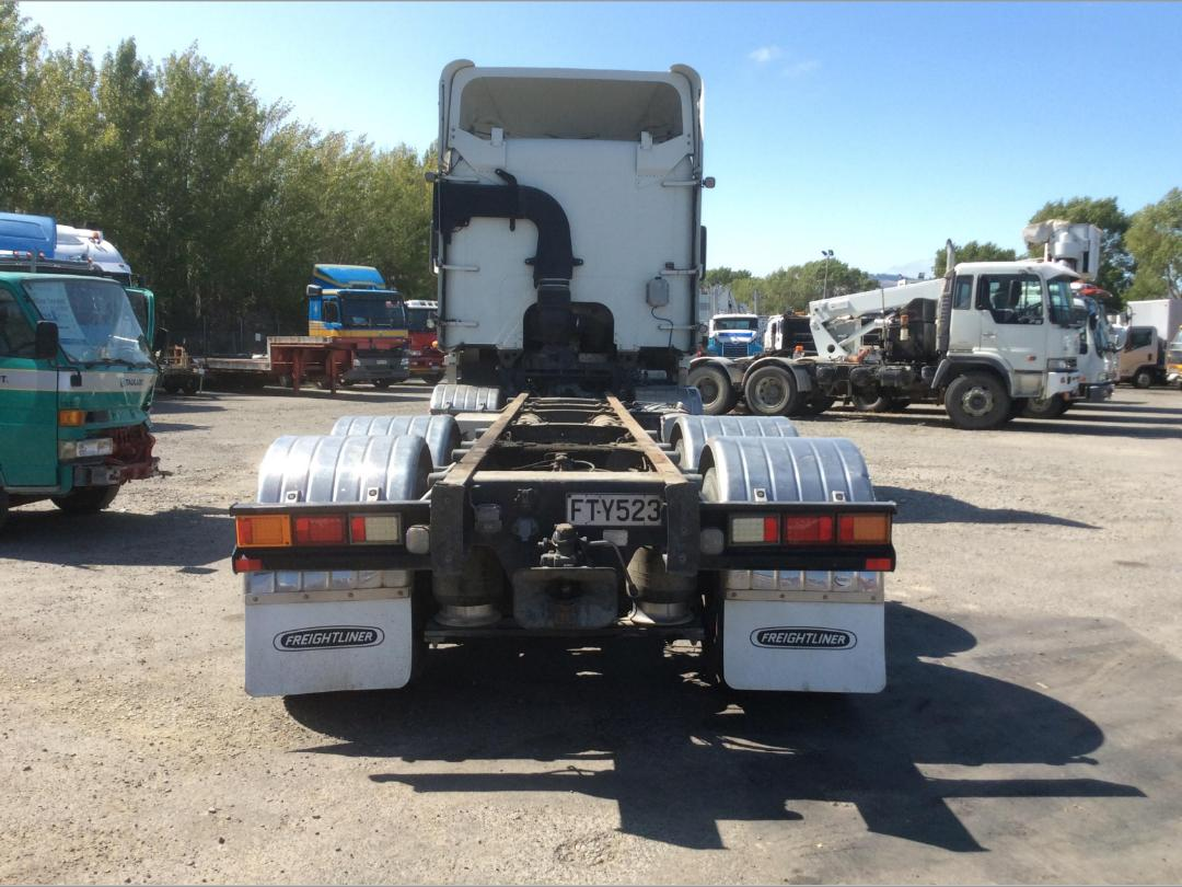 Photo '5' of Freightliner Argosy TSB Cab Chassis
