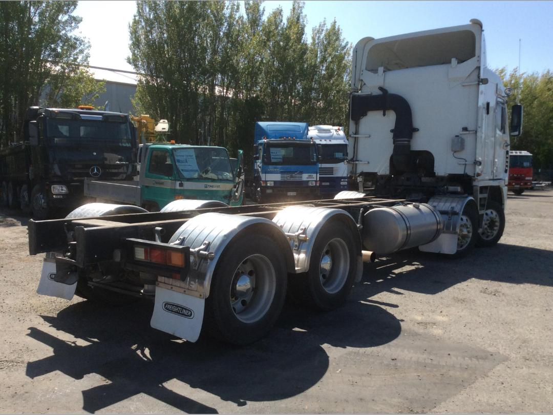 Photo '4' of Freightliner Argosy TSB Cab Chassis