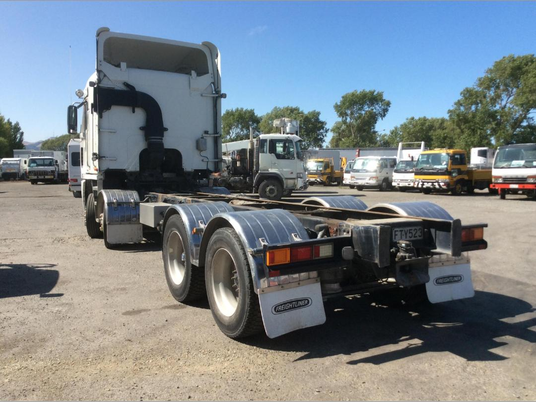 Photo '6' of Freightliner Argosy TSB Cab Chassis