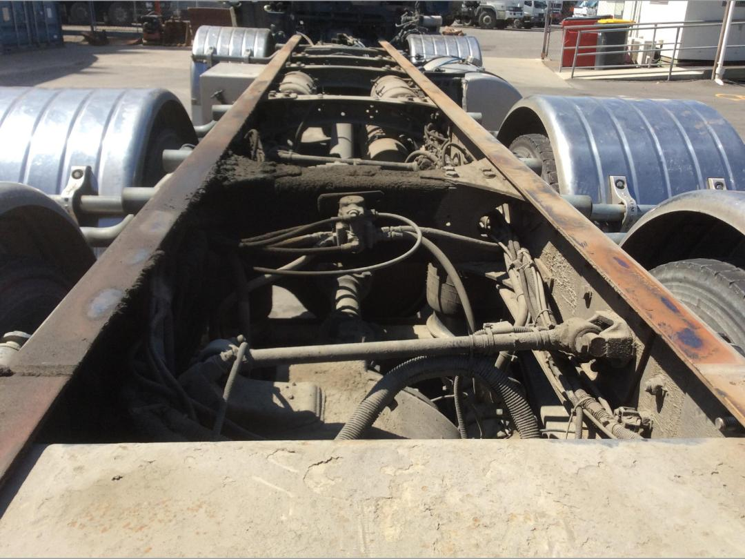 Photo '10' of Freightliner Argosy TSB Cab Chassis