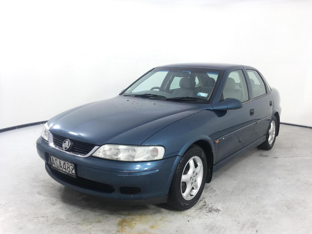 Photo '4' of Holden Vectra GL