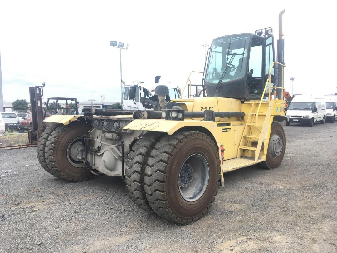 Photo '4' of Hyster H22.00XM-12EC Forklift