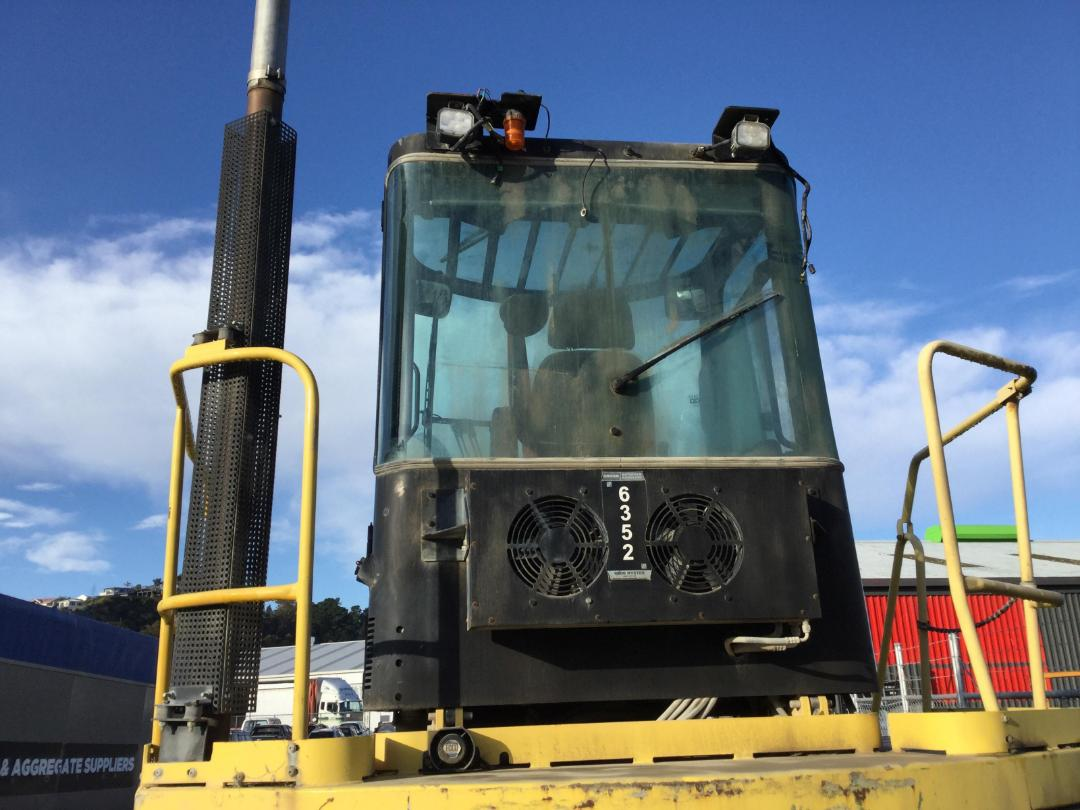 Photo '7' of Hyster H22.00XM-12EC Forklift