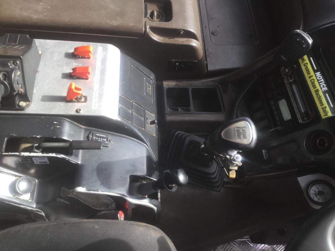 Photo '12' of Isuzu Giga V450 Tipper