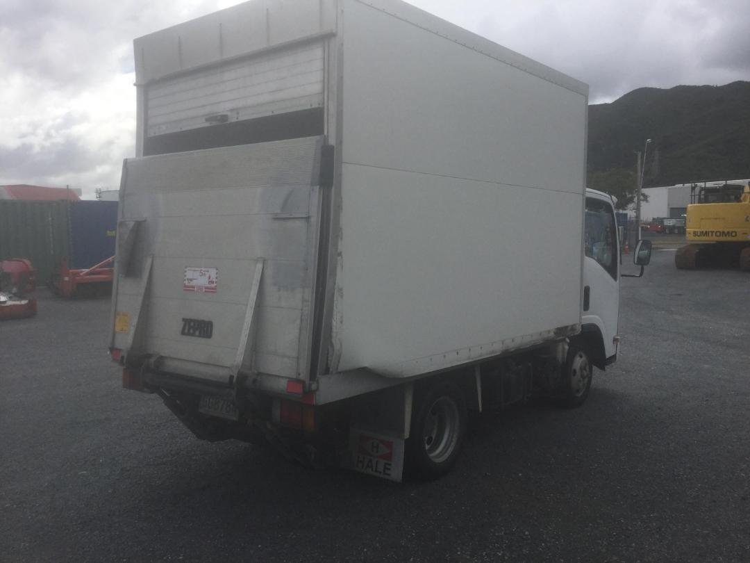 Photo '8' of Isuzu N Series NLR250S AMT Box Body