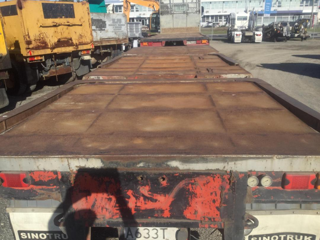 Photo '11' of KRAFT 586 Logger Trailer