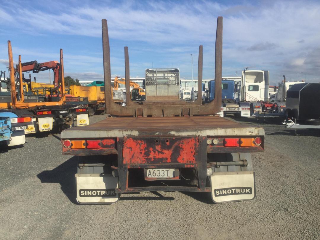 Photo '5' of KRAFT 586 Logger Trailer