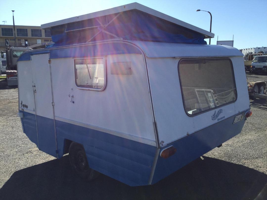Photo '6' of Liteweight 1000 Poptop Caravan