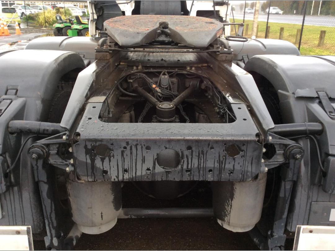 Photo '8' of MAN TGX 26.540 Tractor-Unit