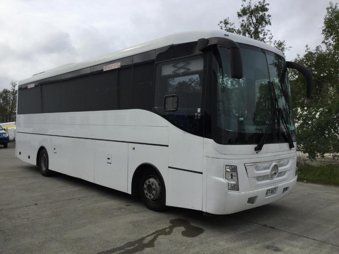 Photo '1' of Mercedes-Benz Atego 1224L/5360 Bus
