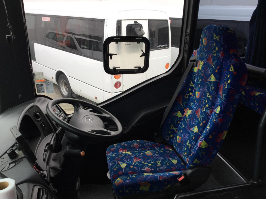 Photo '12' of Mercedes-Benz Atego 1224L/5360 Bus