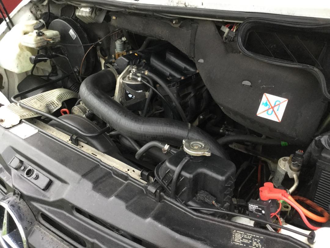 Photo '17' of Mercedes-Benz Sprinter 413CDI Motorhome