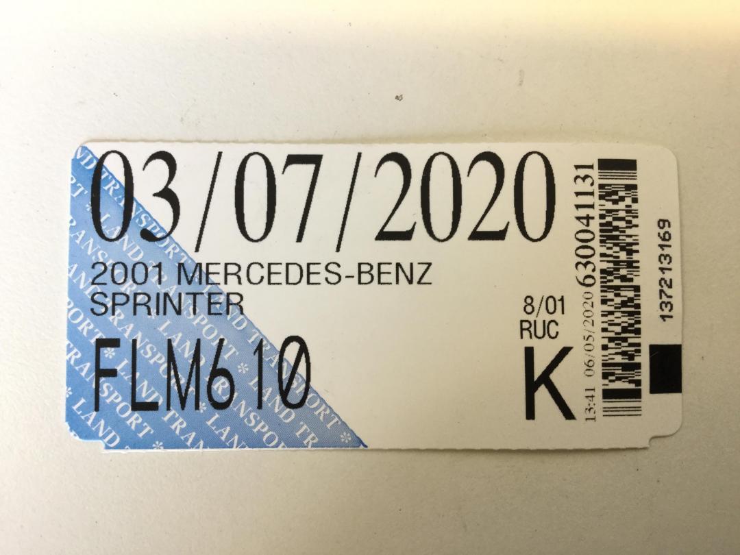 Photo '45' of Mercedes-Benz Sprinter 413CDI Motorhome