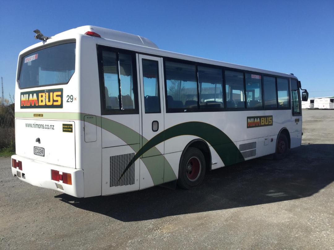 Photo '4' of Mitsubishi FUSO Bus