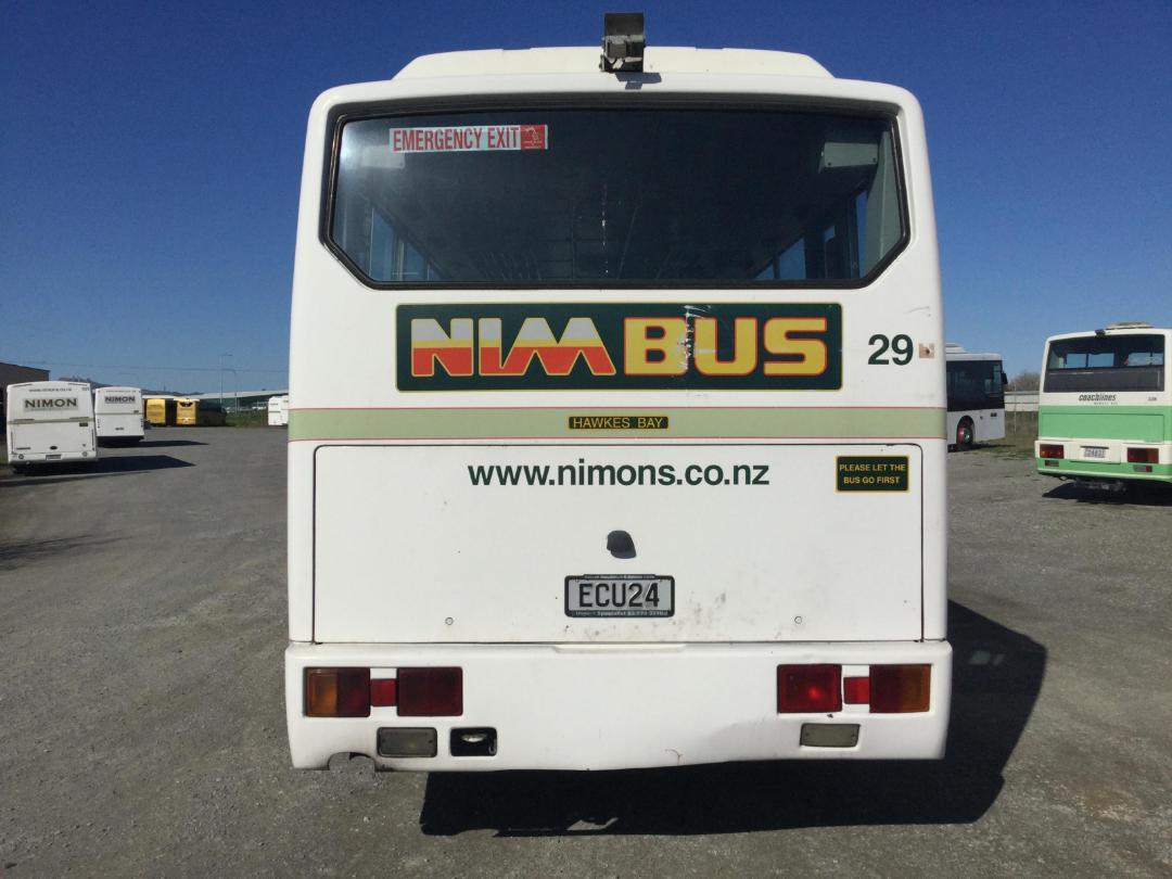 Photo '5' of Mitsubishi FUSO Bus