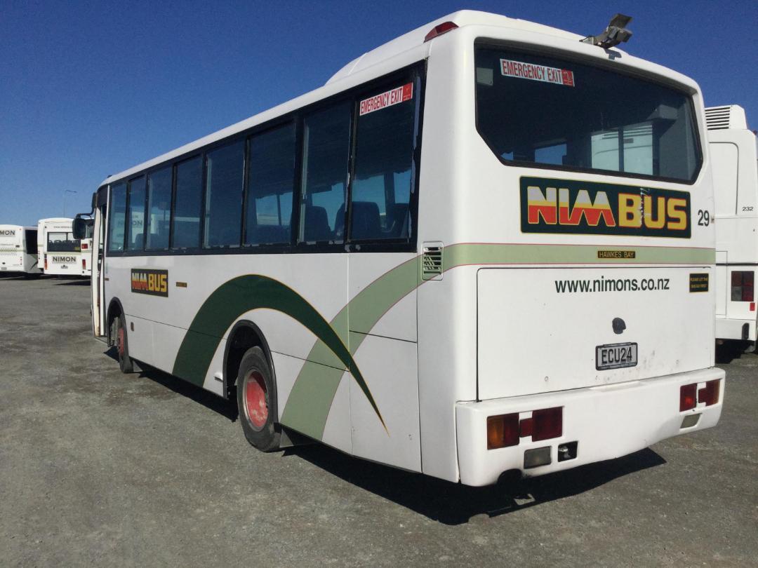 Photo '6' of Mitsubishi FUSO Bus