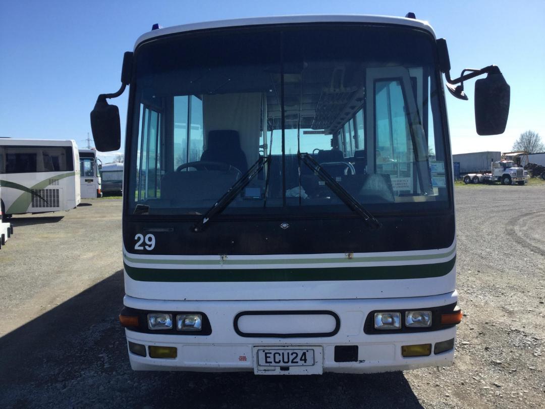 Photo '8' of Mitsubishi FUSO Bus