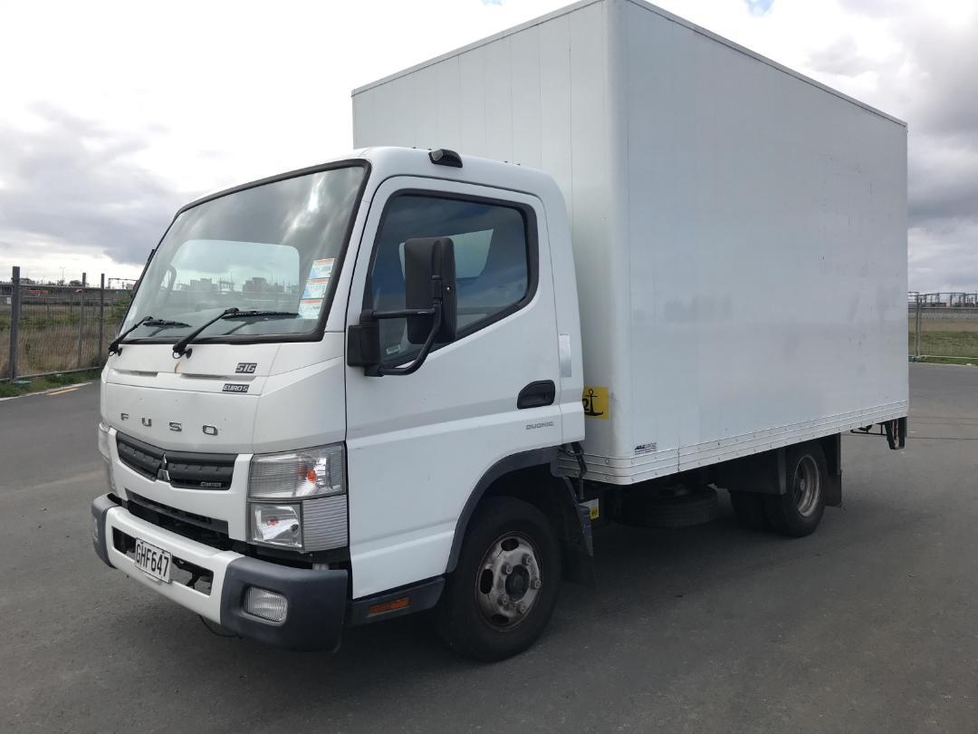 Photo '9' of Mitsubishi Fuso Canter FEB45C2 Box Body