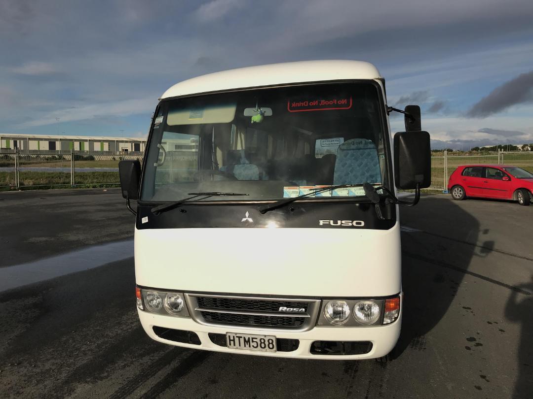 Photo '12' of MITSUBISHI FUSO ROSA LWB CUSTOM AUTO Bus