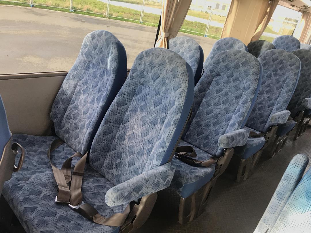 Photo '22' of MITSUBISHI FUSO ROSA LWB CUSTOM AUTO Bus