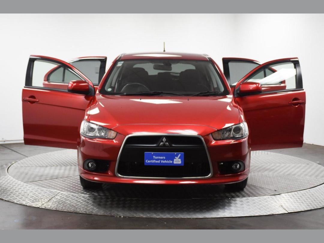 Photo '2' of Mitsubishi Galant Fortis Sport