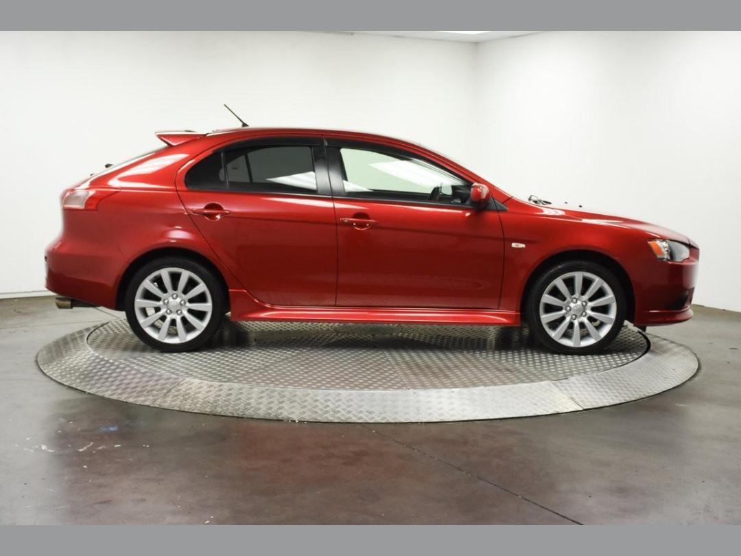 Photo '4' of Mitsubishi Galant Fortis Sport