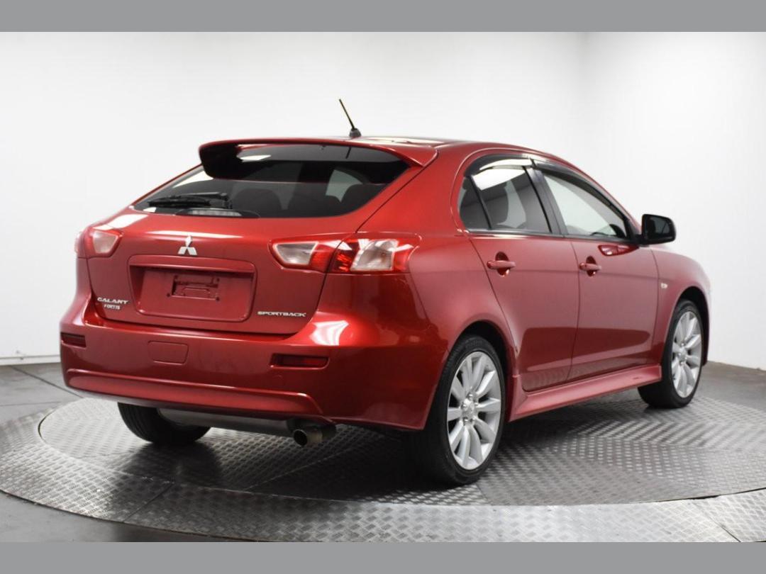 Photo '5' of Mitsubishi Galant Fortis Sport