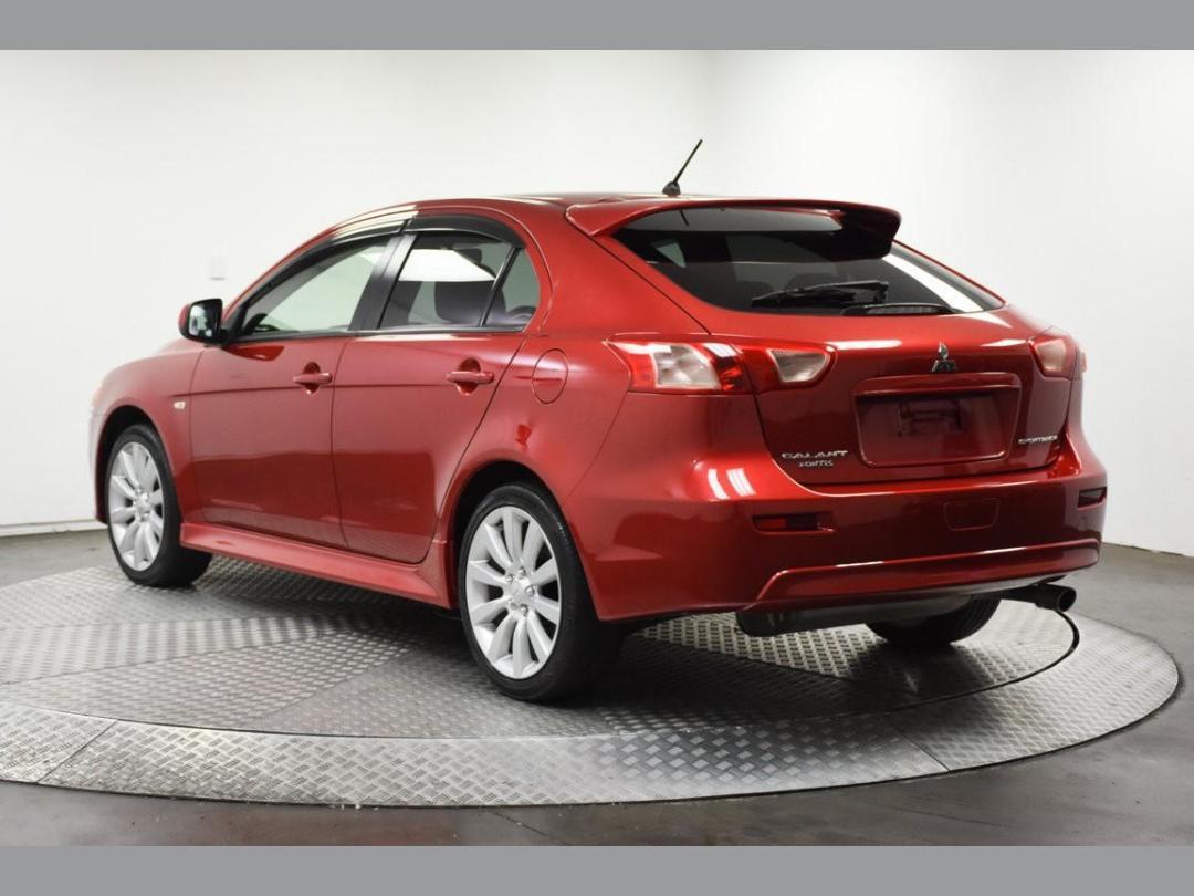 Photo '7' of Mitsubishi Galant Fortis Sport