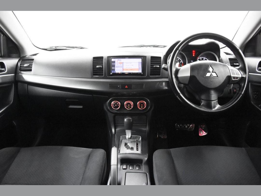Photo '10' of Mitsubishi Galant Fortis Sport