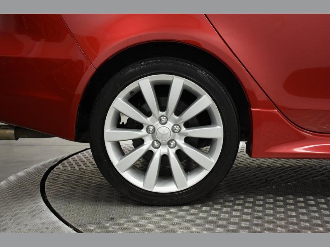 Photo '18' of Mitsubishi Galant Fortis Sport