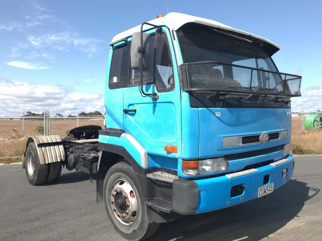 Photo '1' of Nissan Diesel CK330 4X2 Tractor-Unit