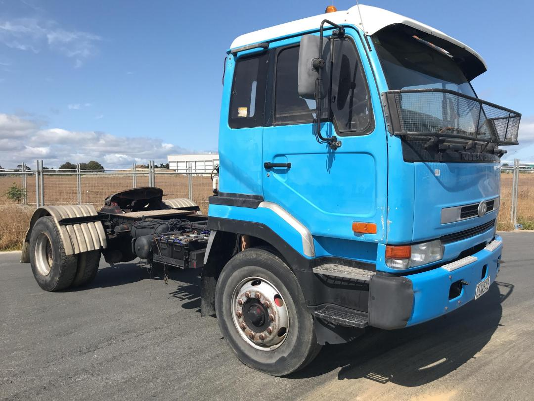 Photo '2' of Nissan Diesel CK330 4X2 Tractor-Unit
