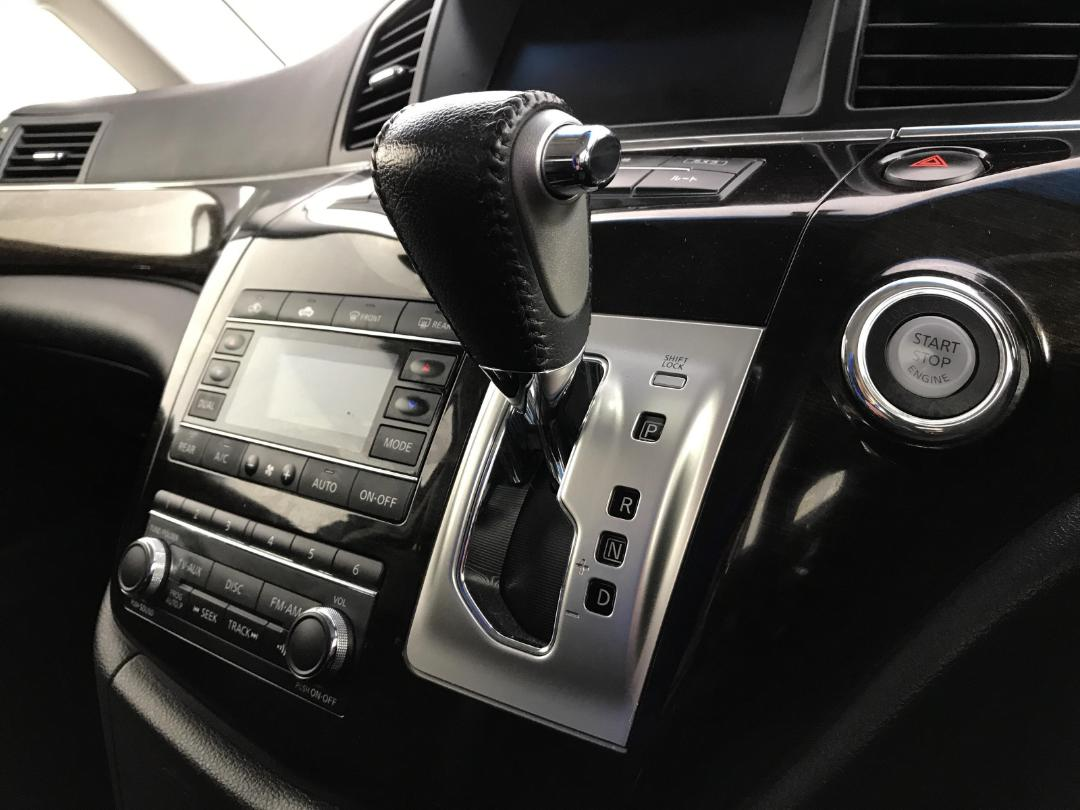 Photo '22' of Nissan Elgrand 4WD